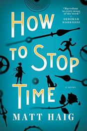 "Alli Reviews ""How to Stop Time"""