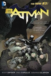 The Court of Owls? Who Gives a Hoot? Not Batman!