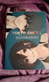 Tokyo Ghoul: Not your parents graphic novel!