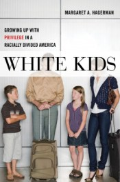 The kids are all white