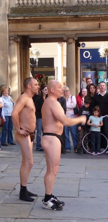 6.The boys Bath
