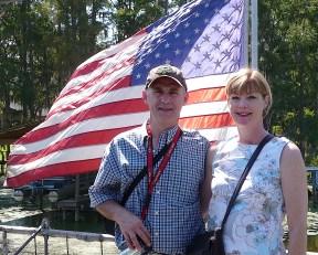 Caddo Lake, Texas, September 2008
