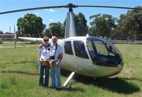 scenic flight, Sydney, December 2010
