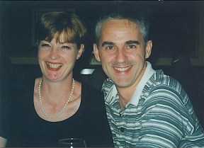 My 40th, March 2000