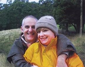 first Tasmanian winter, June 2009