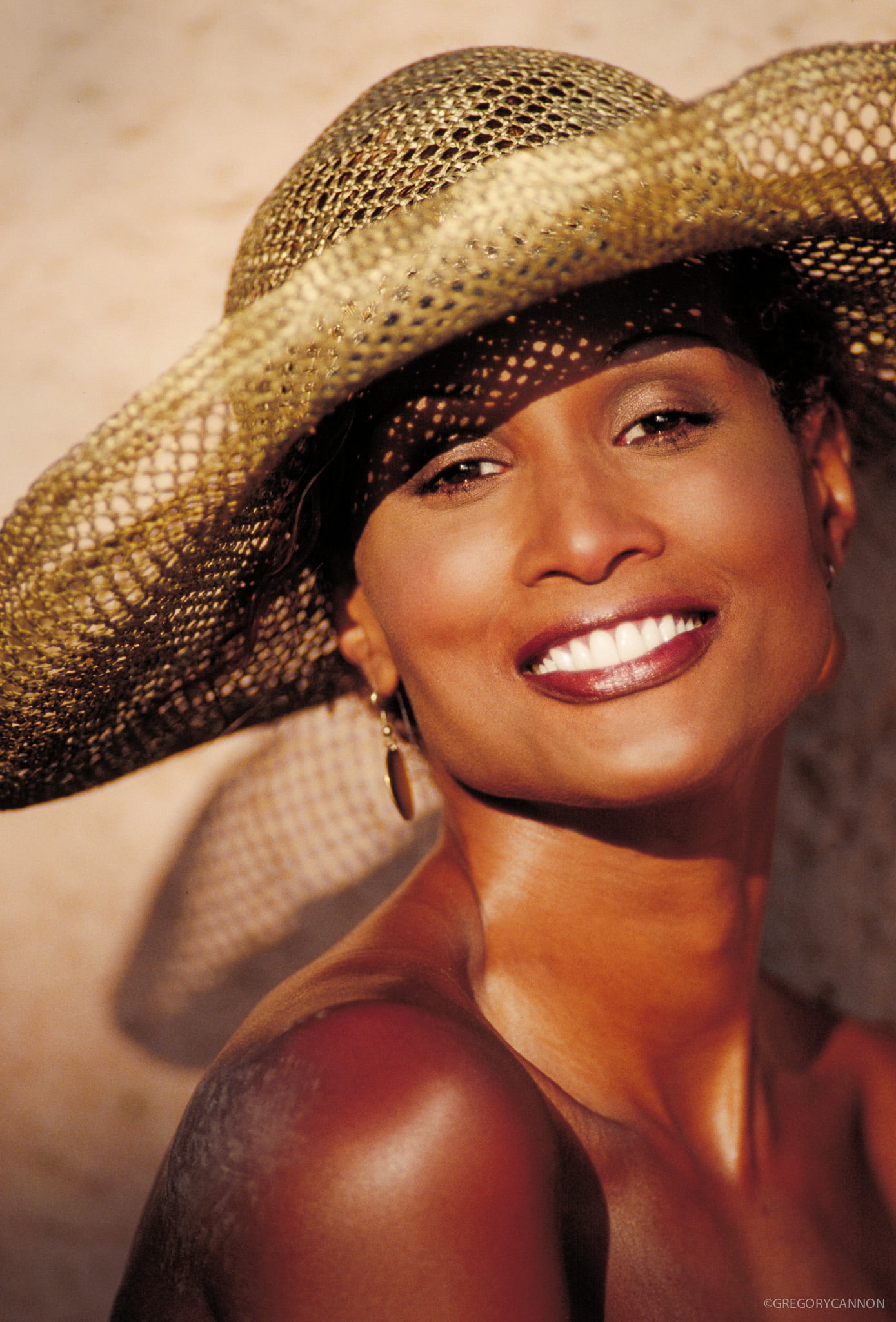 Beverly Johnson for Paramount Pictures by Gregory Cannon
