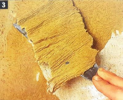 Rascado de papel