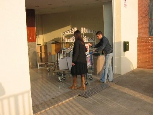 Trasteros económicos en Mataró