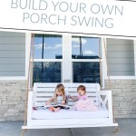 Build Your Own Crib Mattress Porch Swing