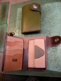 2折財布ミドルサイズ
