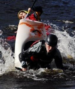 Canoeing Ireland Kayak
