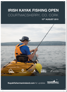 kayak comp Cork
