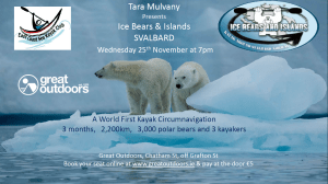 Svalbard talk