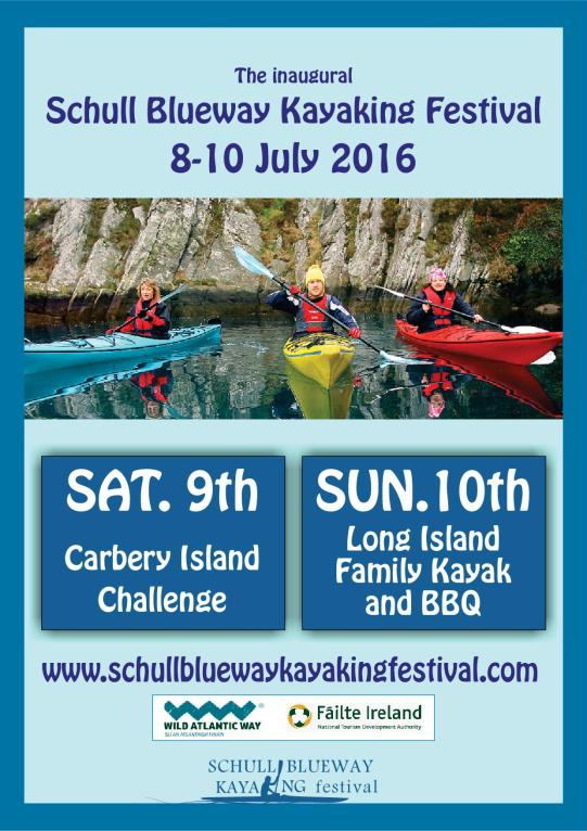 KAYAKING updated poster