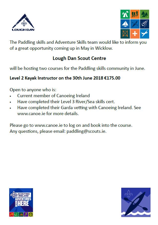 Lough-Dan-Scout-Centre-Course
