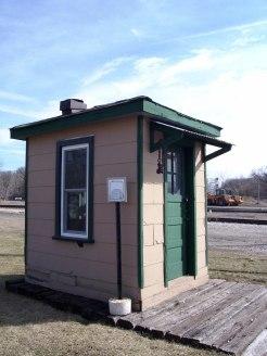small rail house