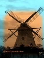 windmill art