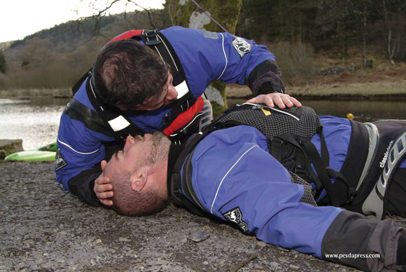 First Aid for Kayakers. Image courtesy of Presda Press