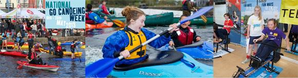 National Go Canoeing Week 2013