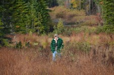 Elbridge Cleaves Pre Season Scouting for his Moose Hunt