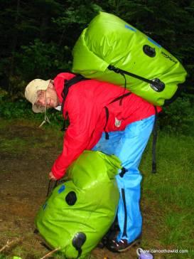 Allagash Sealine River Bags