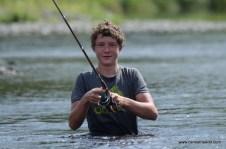 Fishing the Allagash