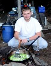 Ryan Cooking Allagash