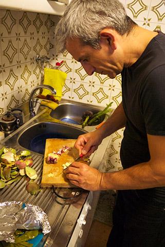 マシモのお料理
