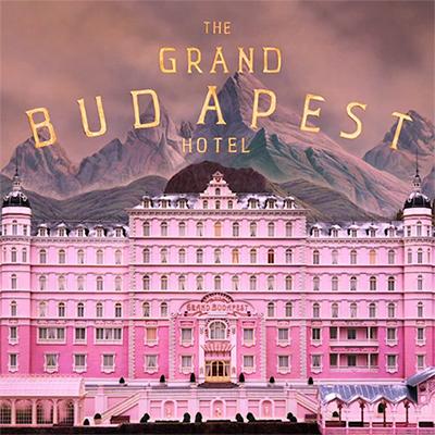 ホテルグランドブダペスト