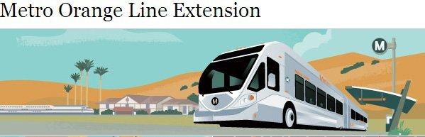 Metro Orange Line (MOL) Extension