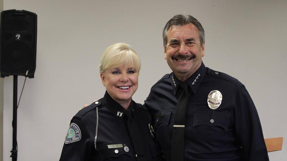 LAPD Topanga Division Welcomes Captain Maureen Ryan
