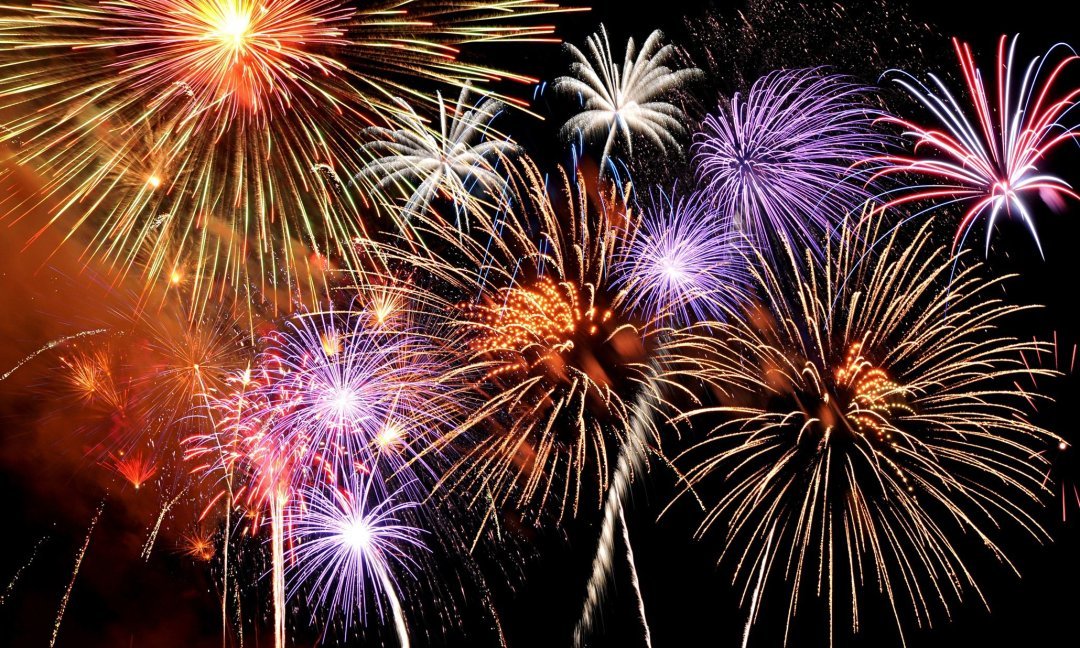Fireworks Shows in Los Angeles County
