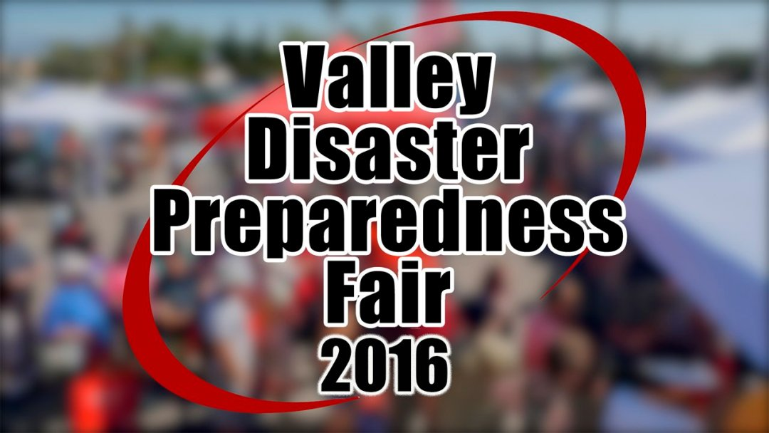Valley Disaster Preparedness Fair Video Promo