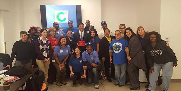 City of Los Angeles Announces 1st Ever Homelessness Coordinator