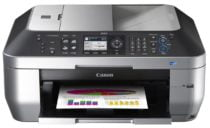Canon MX870 Scanner