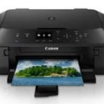 Canon Pixma MG5550 Driver Mac Windows Linux