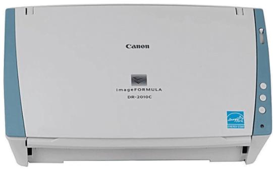 Canon Imageformula Dr 2010c