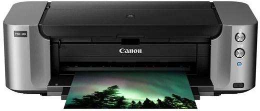 Canon PIXMA PRO-100 Bundle