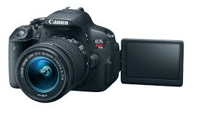 Canon EOS Rebel T5i Software Download