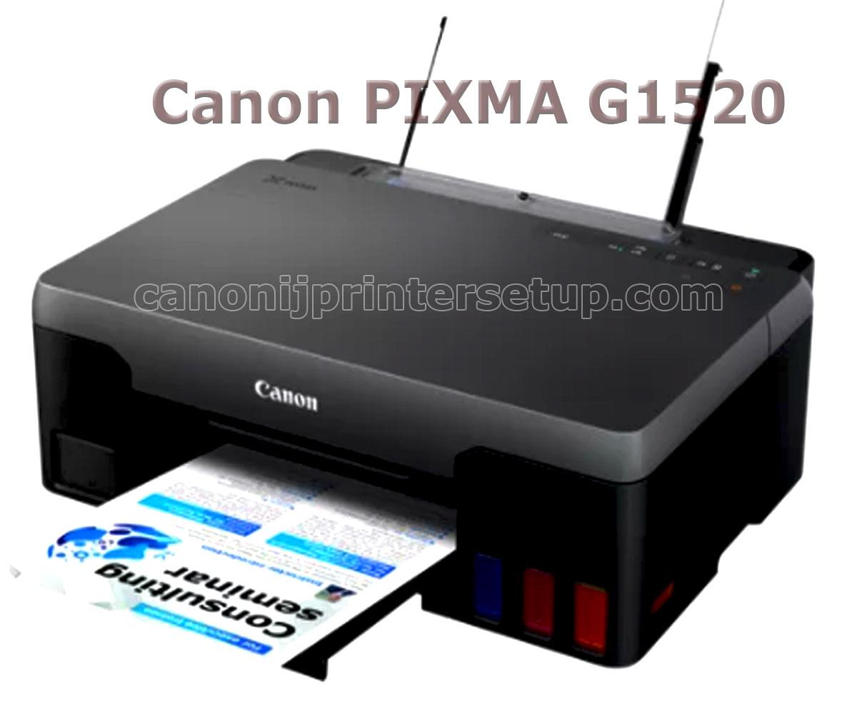 Canon Pixma G1520 Driver Download