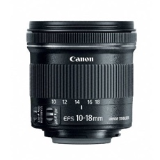 Canon 10-18mm best lens for Canon T6