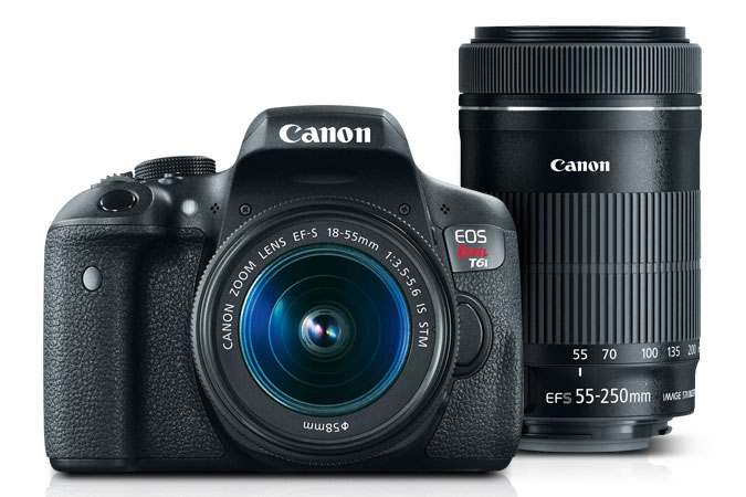 Canon T6i Bundle