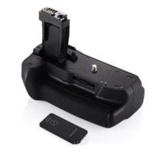 Canon T6i battery grip accessory