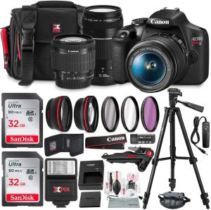 Canon rebel T7 kit