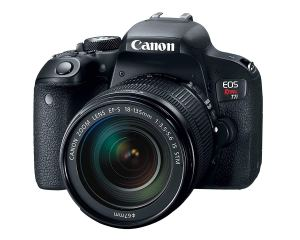 Canon T7i refurbished