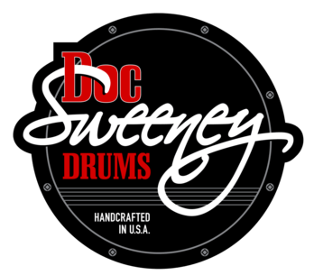Steve Stecher (Chief Drumsmith of Doc Sweeney Drums)