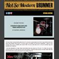 no so modern drummer