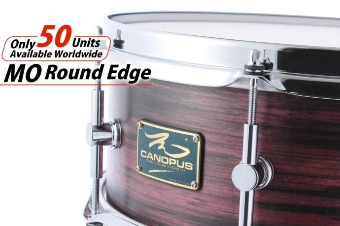 MO Round Edge Snare Drum