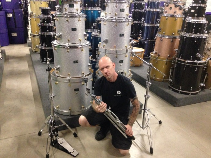Dustin Perle | Drum Dept. Manager (CenterStaging)