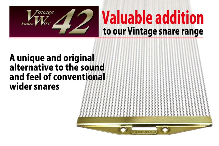 Vintage Snare Wire 42